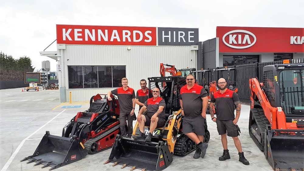 Kennards Hire moves into Mornington