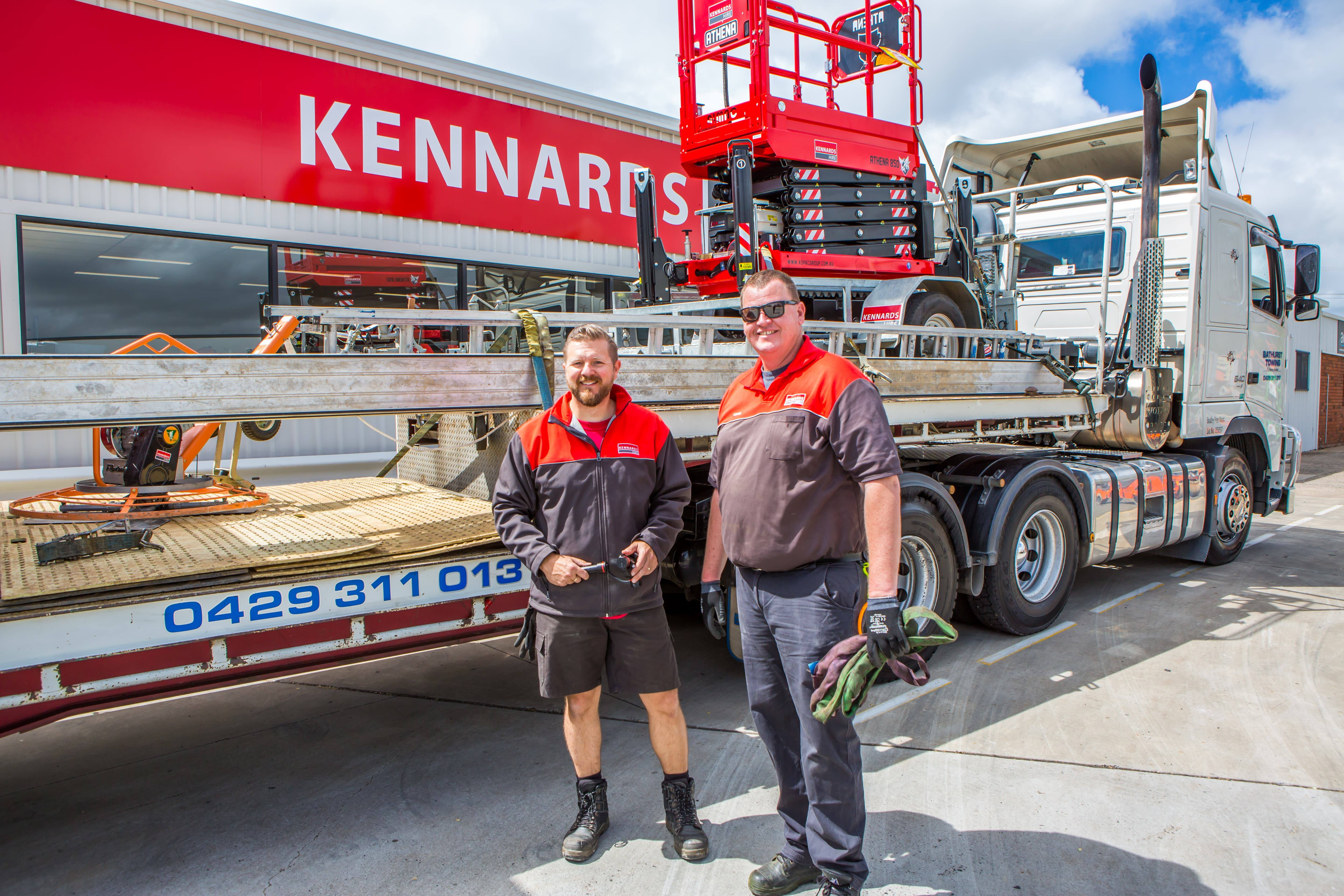 Kennards Hire's got what it takes to help drought-stricken farmers