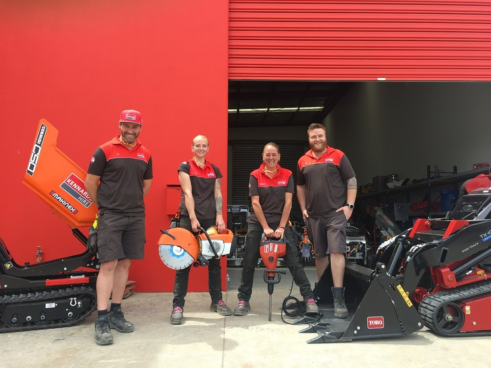 New Ravenhall Branch expands reach  in north-west Victoria
