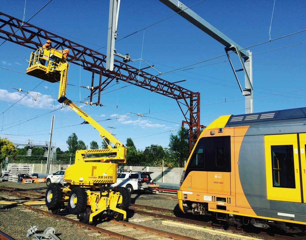 Innovation Powering Up the Rail Industry