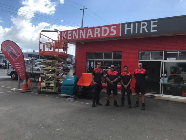 Kennards Hire Opens New Branch in Caloundra QLD