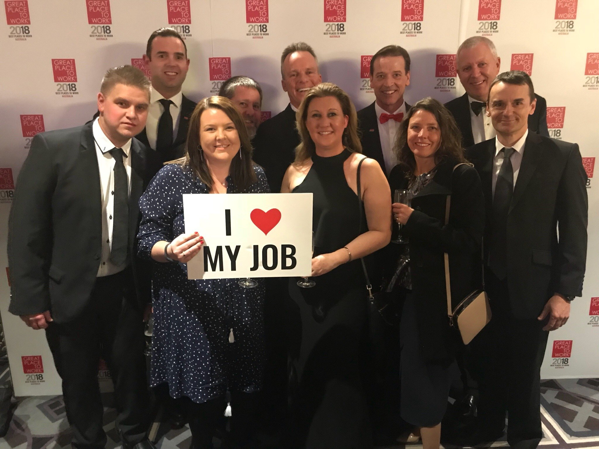 Kennards Hire Ranks in Top 10 in the 2018 Best Places To Work Study