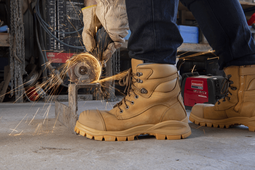 Iconic Aussie brands Kennards Hire and Blundstone partner to help the nations DIY dreams