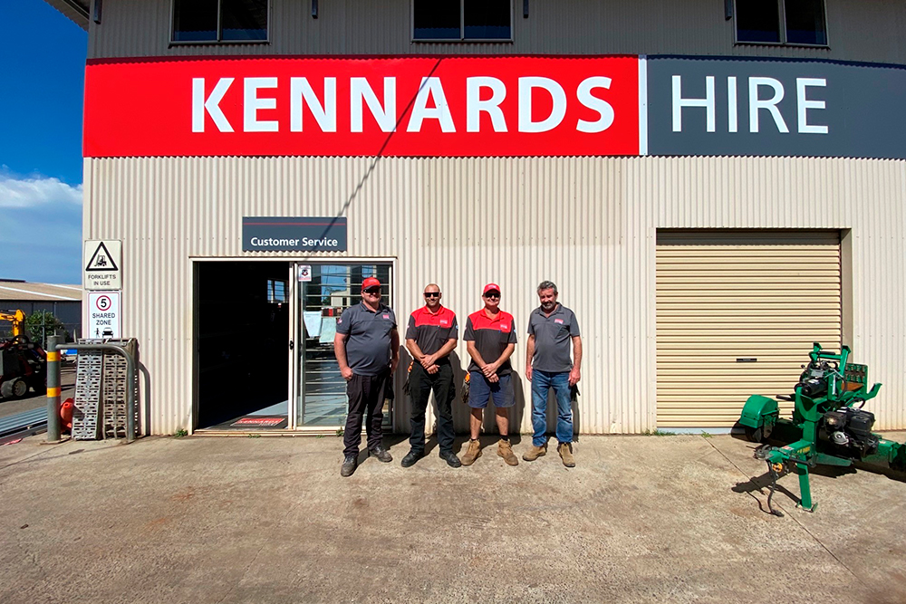 Kennards Hire expands into Northern Rivers Region