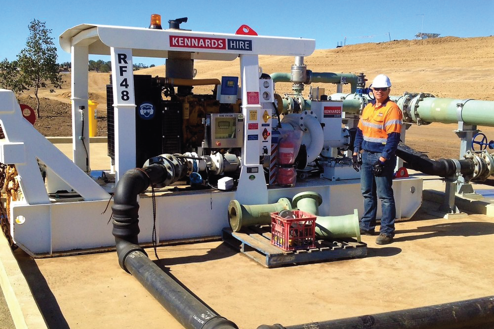 Every Day Brings a Fresh Challenge for Pump Expert Dean Muir