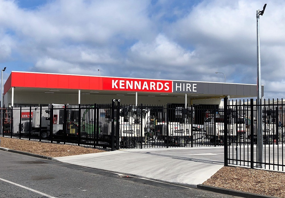 Lower Hutt gains as Kennards Hire Grows