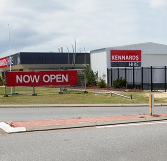 Kennards Hire's New Mandurah Home!