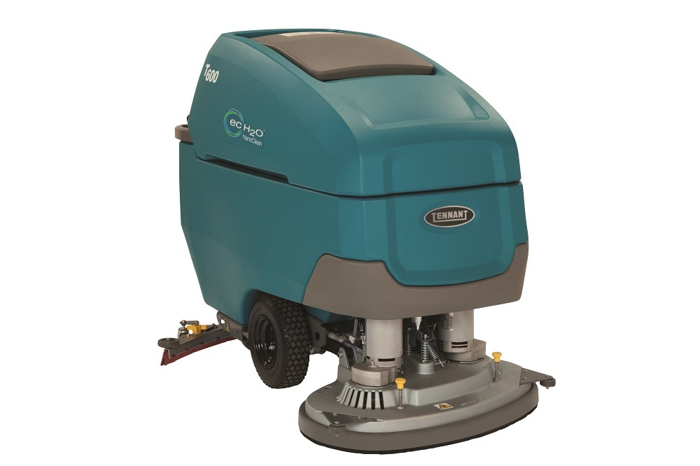How to Choose the Right Size Scrubber or Sweeper