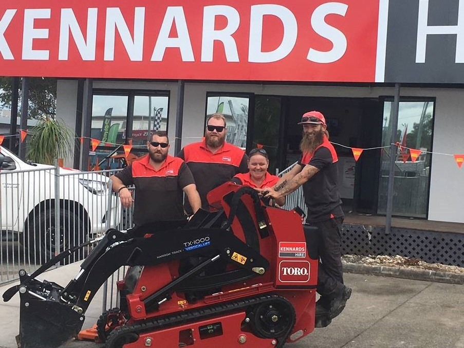 Kennards Hire branches out in Morayfield
