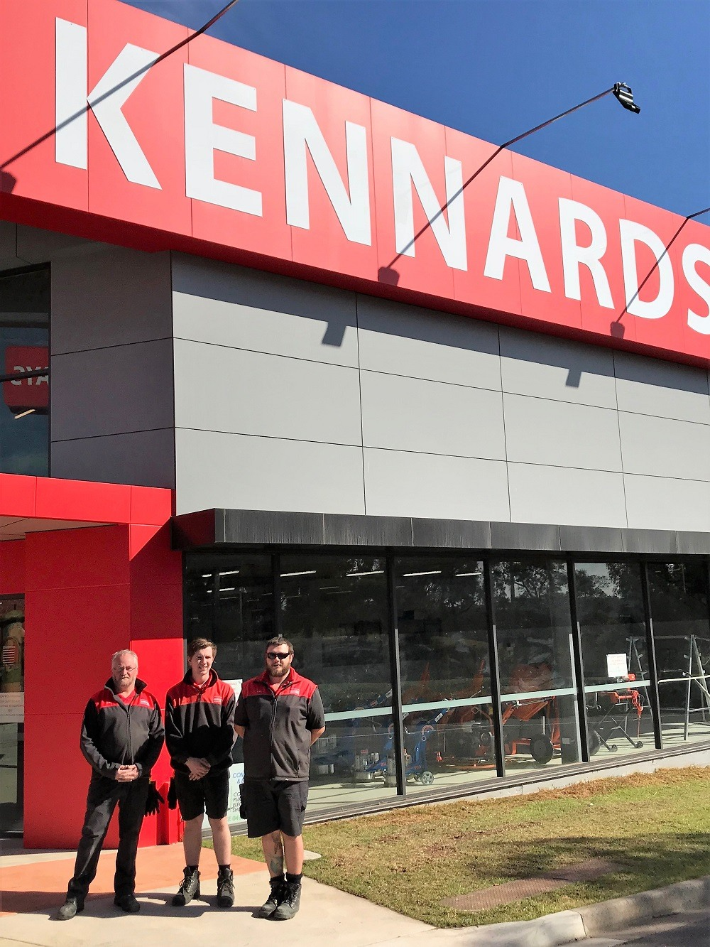Kennards Hire expands into North Geelong