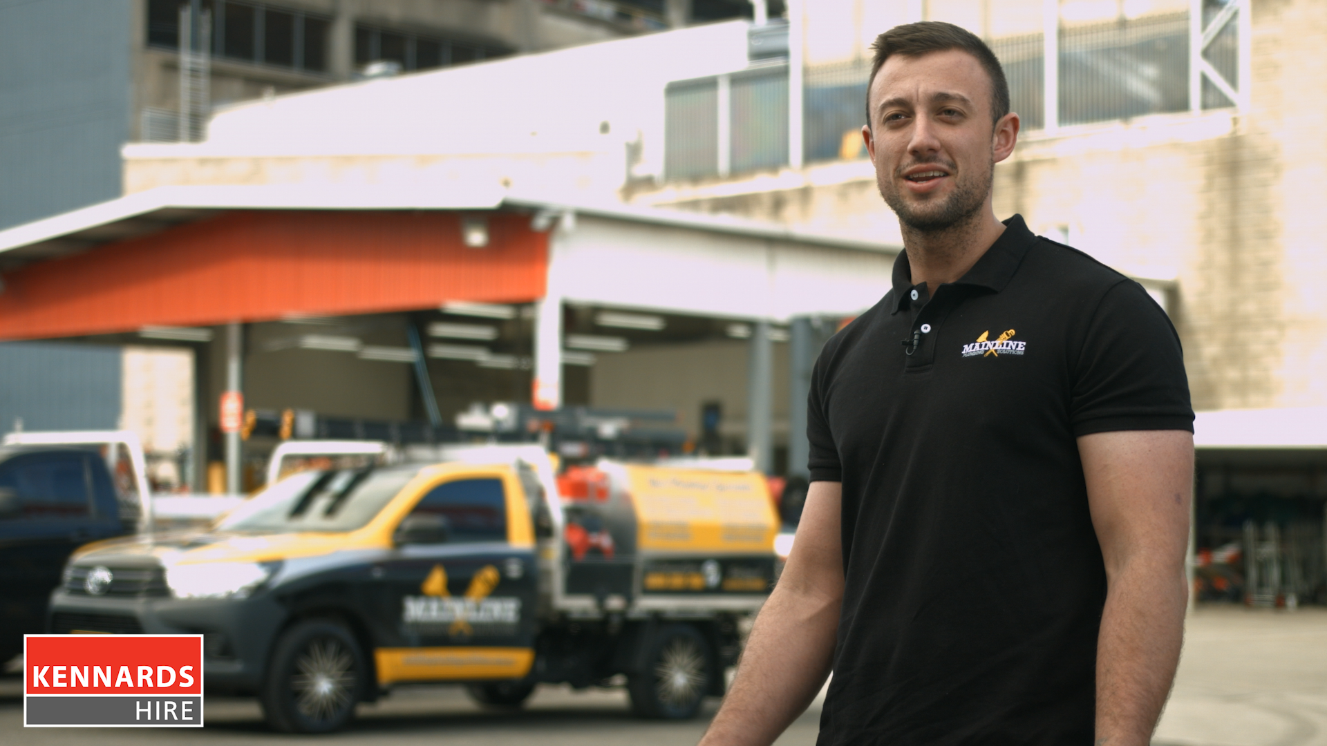 Why I use Kennards Hire: Nick from Mainline Plumbing Solutions