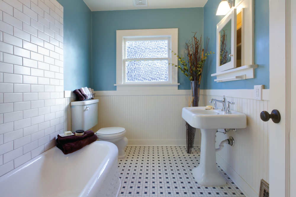 The Best Paints for Bathrooms