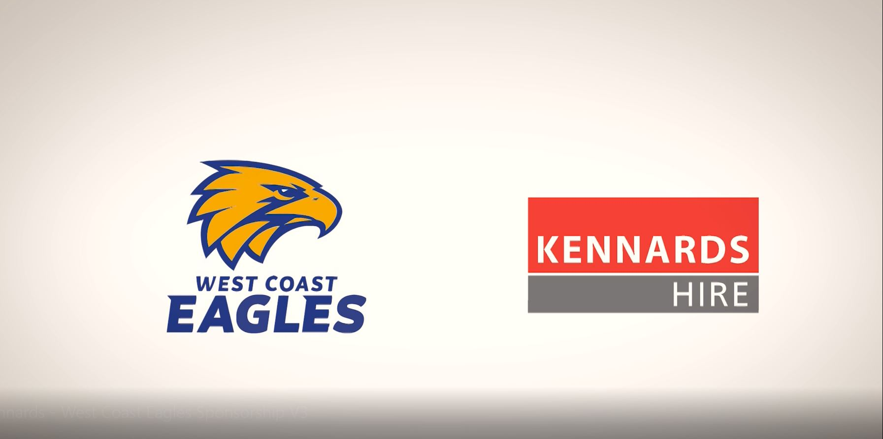 Kennards Hire and West Coast Eagles Sign Partnership Deal