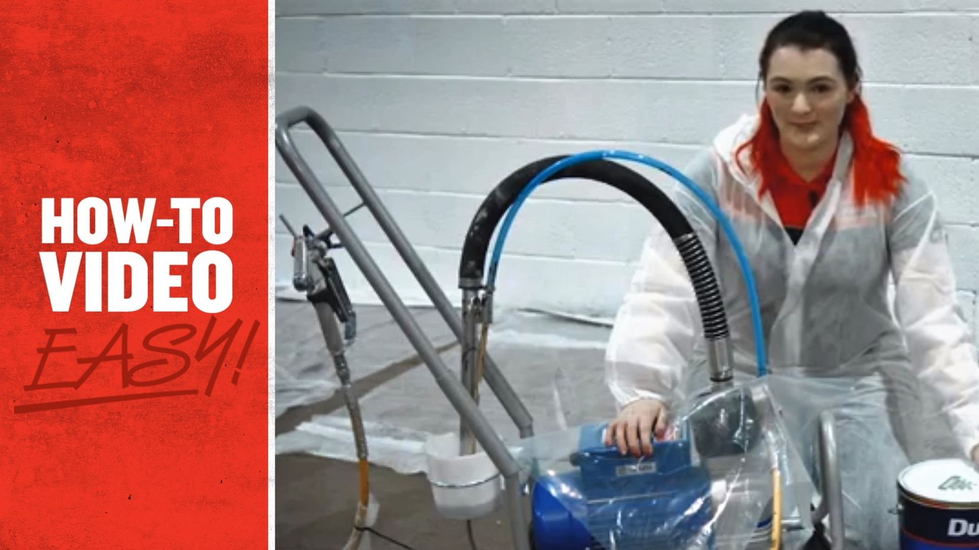 How to Prime an Airless Sprayer