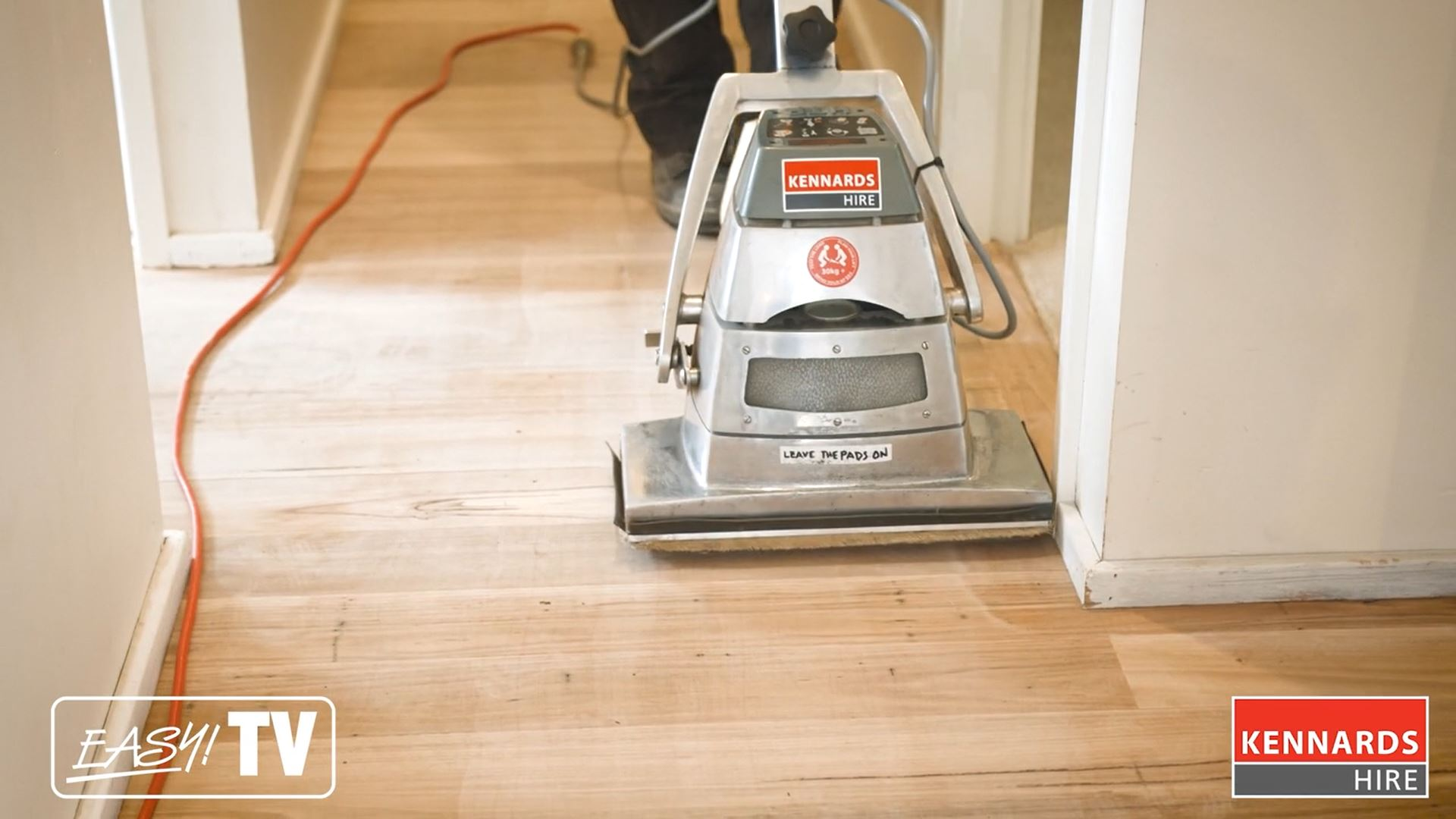 How to Use am Orbital Sander
