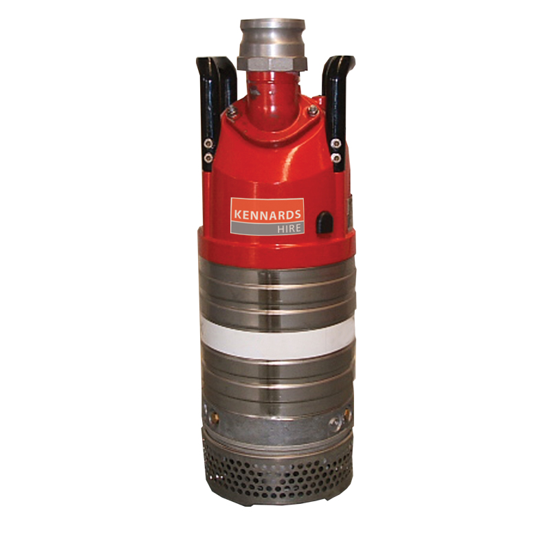 PUMP - SUBMERSIBLE 100MM 4IN 415V SLURRY PUMP 7 5KW for Rent