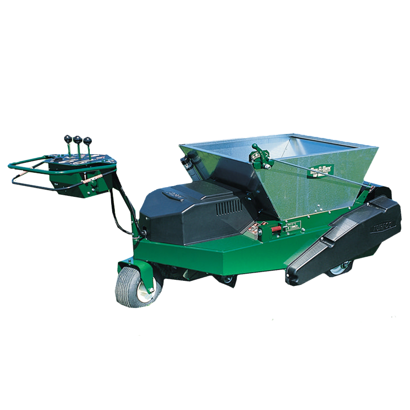 products earth and topdresser top new tow turf dresser type truflow