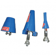 CABLEPULL - BLOW CONE 100-125-150MM