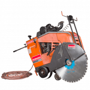 SAW - ROAD 750MM (30IN) DIESEL 31HP (3 BLADE SET)