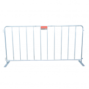 BARRIER - CROWD CONTROL (STEEL)