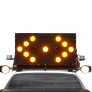 MESSAGE BOARD - ARROW VEHICLE MOUNTED