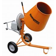 CONCRETE MIXER - 0.1 CU.MTR (3CU.FT) ELECTRIC