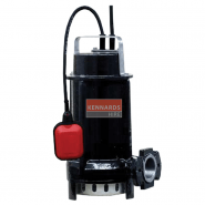 PUMP - SUBMERSIBLE  50MM (2IN) 240V CUTTER