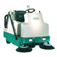 SWEEPER - RIDE ON   SMALL HIGH TIPPING