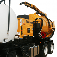 EXCAVATION - VACUUM 8300L  (2200 GALLON) TRUCK MOUNTED