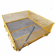 TROLLEY - CAGE 1.06M