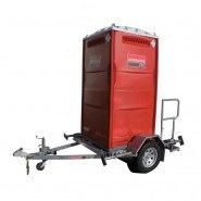 TOILET (X1)  FRESHWATER WITH TRAILER