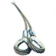 WIRE ROPE 25T SLING