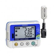 TEMPERATURE HUMIDITY DATA LOGGER WITH SENSORS