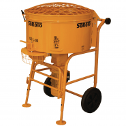 MIXING SYSTEM - SCREED