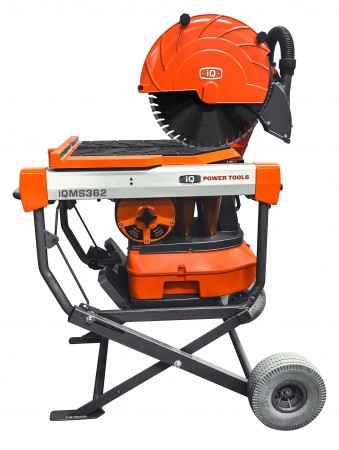 SAW - BRICK 400MM (16IN) ELECTRIC DUSTLESS
