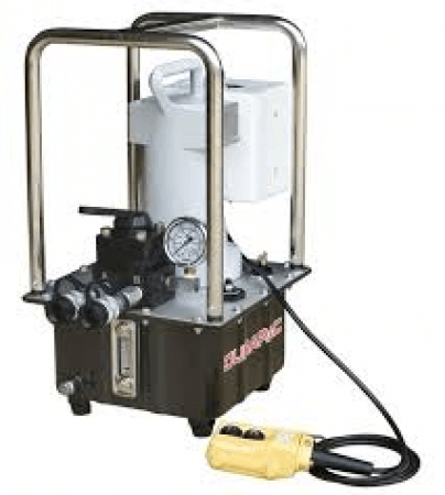 PORTA POWER PUMP -  ELECTRIC DOUBLE ACTING 20LTR