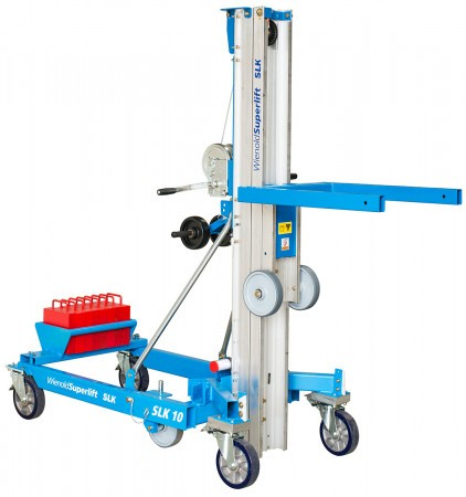 MATERIAL HOIST - 3M 450KG COUNTER WEIGHTED