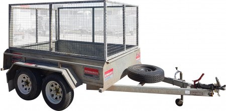 TRAILER - CAGE HEAVY DUTY