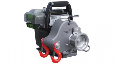 CABLEPULL - WINCH CAPSTAN 1000KG CORDLESS