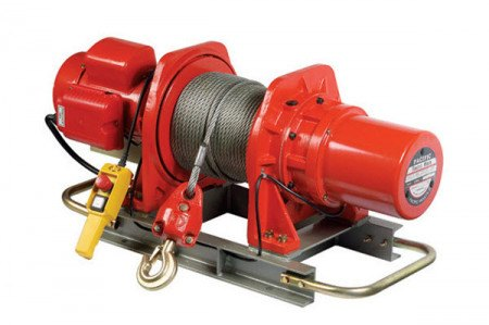 WINCH -  ELECTRIC 300KG