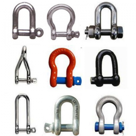 SHACKLE - BOW 200T SLING SAVER
