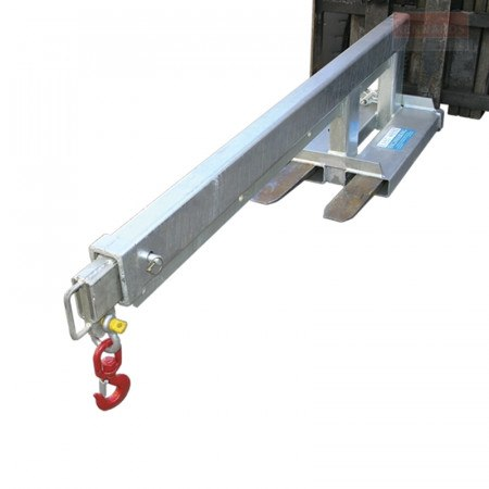 FORKLIFT - JIB EXTENDABLE