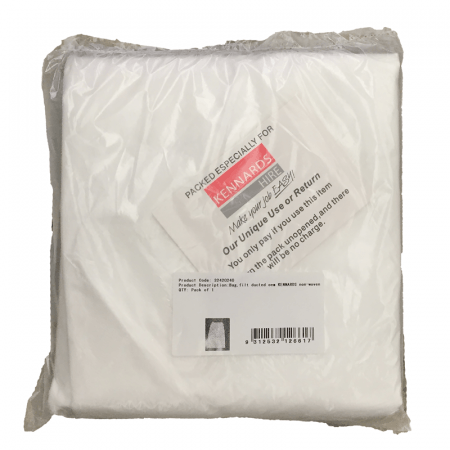 FILTER BAG (PAY IF USE)