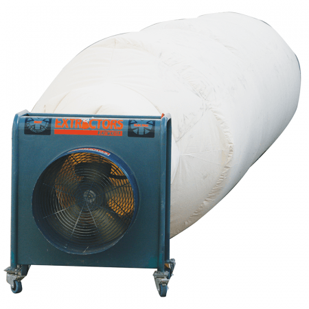 DUST COLLECTING FAN
