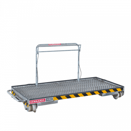 TROLLEY - RAIL  700KG 1600MM