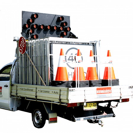 TABLETOP TRAFFIC MANAGEMENT PACKAGE