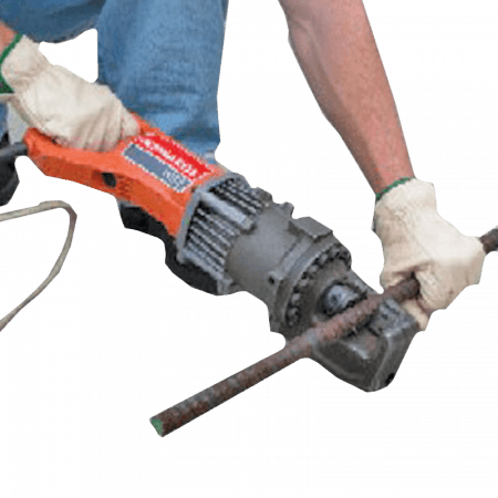 REBAR CUTTER/BENDER - ELECTRIC