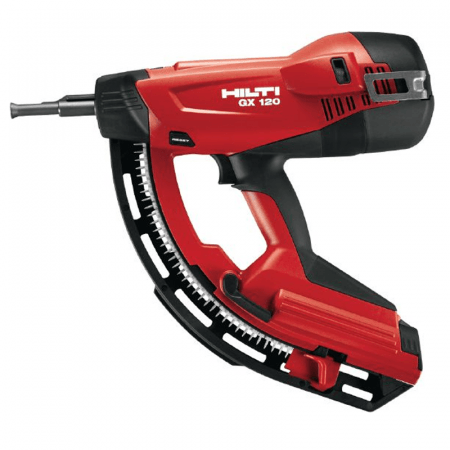 NAIL GUN - FASTENING (GAS ACTUATED)