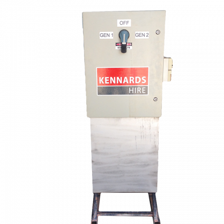 TRANSFER SWITCH - MANUAL 160AMP