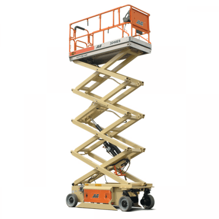 SCISSORLIFT  9.7M (32FT) ELECTRIC